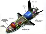 miniwahadłowiec 37B plan