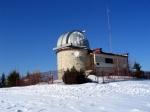 Obserwatorium zimą