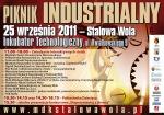 Plakat Industrial 2011